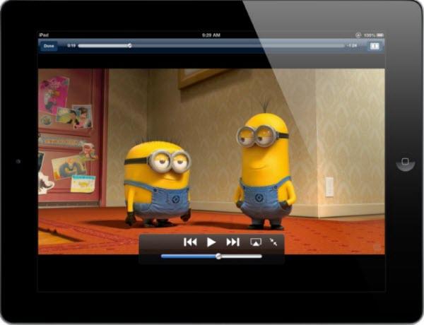 ipad视频转换器是iPad离线看视频必需